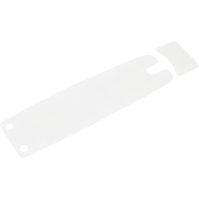 Cube RFR Rock Fall Protection Subpipe XL E-Bike, trasparente